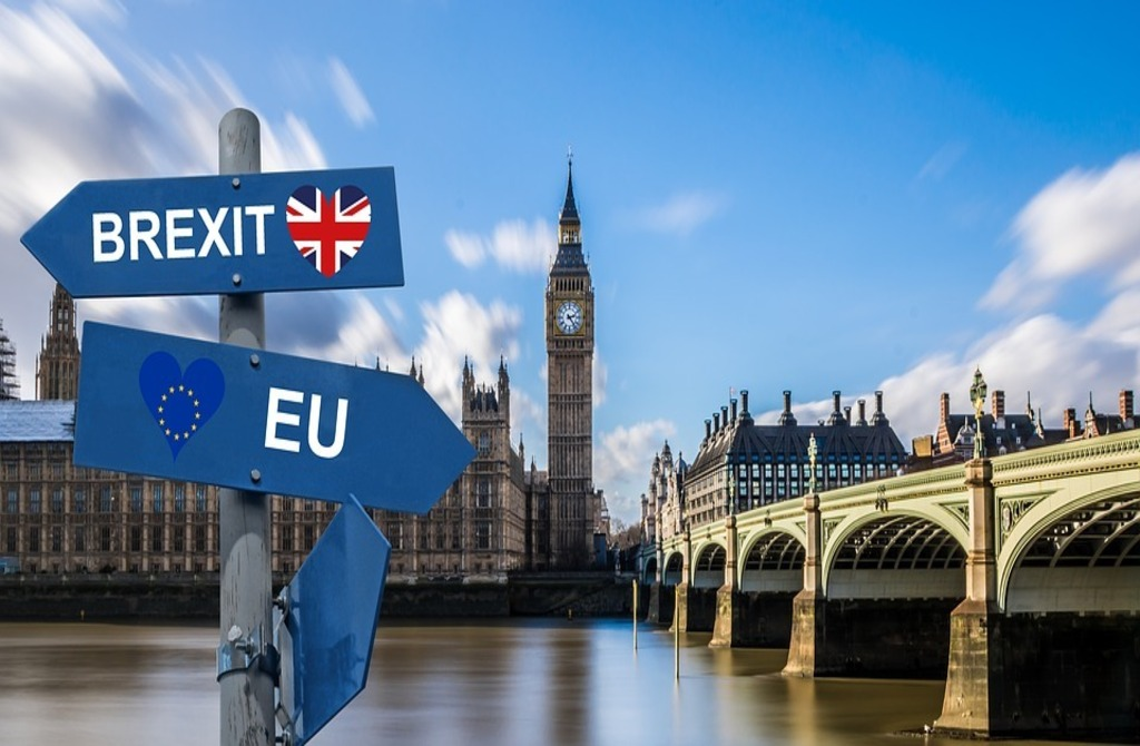 Britain's borders pm no-deal Brexit uk economy UK equities
